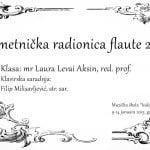 Umetnička radionica flaute 2015 – video
