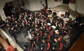 Koncert orkestra harmonika